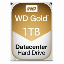 WESTERN DIGITAL GOLD (RE) 3.5' 1TB 7200RPM SATA 6GB/S (WD1005FBYZ)