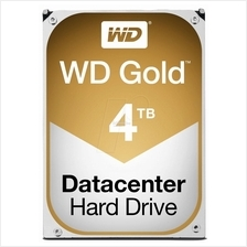 WESTERN DIGITAL GOLD (RE) 3.5' 4TB 7200RPM SATA 6GB/S (WD4002FYYZ)