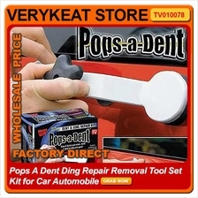 Pop A Dent Ding DIY Car Repair Removal Tool Set Kit Penarik Kemek