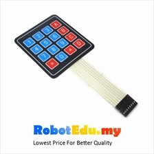 4 x 4 ; 16 Button Matrix Arduino Water Proof Touch Membrane Keypad