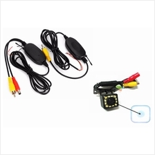 2.4Ghz Wireless Car Reverse Camera Set RCA Video Transmitter Receiver