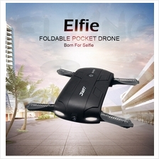Foldable Pocket Selfie Drone With FPV Wifi Camera Quadcopter Phone Con