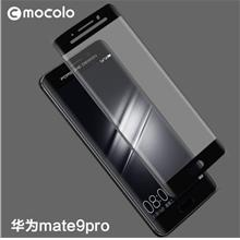 HUAWEI Mate 9 PRO 3D MOCOLO Full Curve BLACK Tempered Glass