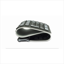 Wireless Flexible Keyboard Waterproof IP67 2.4Ghz English Letters
