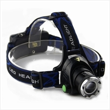 LED Waterproof Headlamp 2000 Lumens 3 Modes Camping Hiking