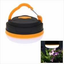 Portable Hiking Camping Outdoor LED Night Light 180Lm 5 Modes AAA Batt