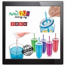 ★ ZOKU® 16oz TRAVEL TUMBLER