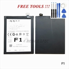Original Oppo BLP605 F1 Battery Replacement 2500mAh Free Tools