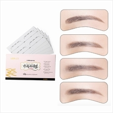 Eyebrow Stencil Shaping Kit (10pairs)