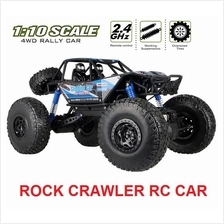 2.4G 4WD 1/10 Scale Rock Crawler RC Car Buggy Remote Control Car Truck