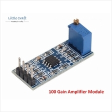 LM358 100 Gain Amplifier Module