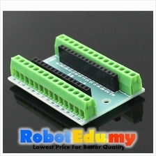 Arduino Nano I/O Pin Expansion Terminal Block Screw Shield V1.0