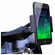 CD Slot Universal Car Mount Phone Holder Cradle ~ No Screw Needed