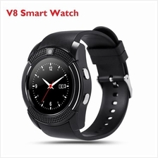 V8 Camera Bluetooth AntiLost Smart Watch  Support Sim Card TF Card For