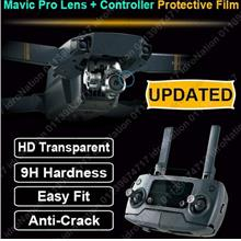 DJI Mavic Pro Remote Control 9H Tempered Glass Screen Protector Film