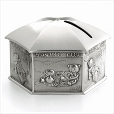 016438R Saving for a Rainy Day Coin Box  保存为&#199..