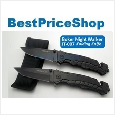 Boker JT-007 Night Walker Tactical Folding Camping Knife String Cutter