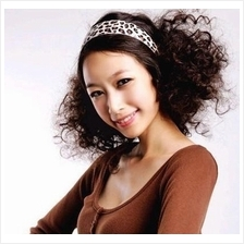 03023 Korean design leopard headbands