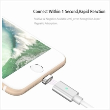 iphone 5S 6 6S 7 PLUS Samsung Note 3 5 S6 S7 EDGE Magnetic Cable