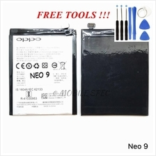 Original Oppo BLP615 Neo 9 A37 Battery Replacement 2630mAh Free Tools