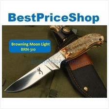 Browning Moon Light Tactical Survival Camping Knife Self Defence Blade