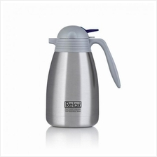 Relax 1500ml Stainless Steel Thermal Carafe Blue