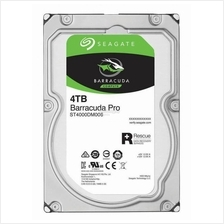 SEAGATE 3.5' BARRACUDA PRO 4TB SATA 6GB/S 7200RPM (ST4000DM006)