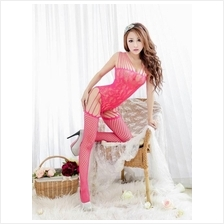 8551 SEXY BODY STOCKING OPEN CROTCH CATSUIT (Sexy Lingerie)