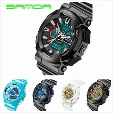 SANDA799 GStyle Military Waterproof Sports Men Digital Watch (5COL)
