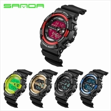 SANDA 320 Outdoor Sports Waterproof Multifunctional Digital Watch-5COL