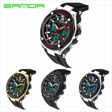 SANDA 733 Waterproof Multifunctional Sports Men Digital Watch (4 COL)