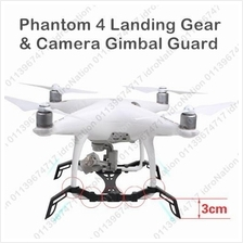DJI Phantom 4 Landing Gear Leg Height Extender & Camera Gimbal Guard