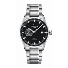 CERTINA C006.428.11.051.00 DS-1 Small Second Automatic Gent SSB Black