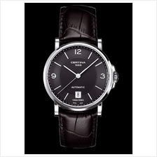 CERTINA C017.407.16.057.01 DS Caimano Gent Date Automatic LSB Black