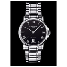 CERTINA C017.407.11.053.00 DS Caimano Gent Date Automatic SSB Black