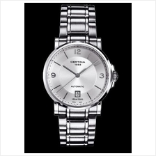 CERTINA C017.407.11.037.00 DS Caimano Gent Date Automatic SSB Silver