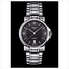 CERTINA C017.407.11.057.00 DS Caimano Gent Date Automatic SSB Black