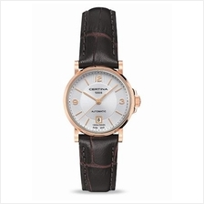 CERTINA C017.207.36.037.00 DS Caimano Lady Date Automatic LSB Silver