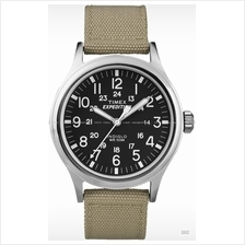 TIMEX T49962 (M) Expedition Scout date nylon strap black tan