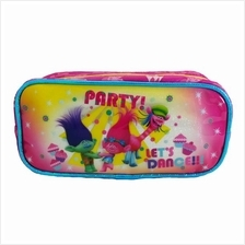 TROLLS PARTY SQUARE PENCIL BAG