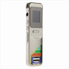 8GB Digital Audio Voice Recorder Business Portable MP3 Player
