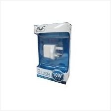 AVF USB 2-PORTS 2.1A AC ADAPTER (AUTA05)