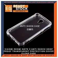 ANTI SHOCK TPU AIR BAG SHOCK PROOF CASE FOR ANDROID XIAOMI REDMI NOTE