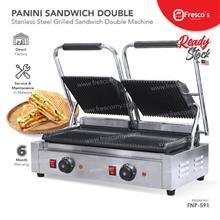 Panini Sandwich Maker Double