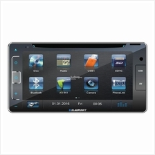 "Blaupunkt Chicago 600 6.75"" 200mm Wide GPS Navi Bluetooth DVD USB Aux"