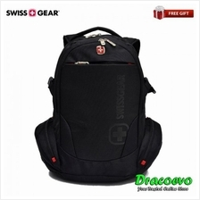 Swiss Gear Laptop Travel Outdoor Fashion Backpack Bag SA-8118