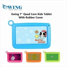 Ewing 7 8GB Quad Core Dual Camera Wifi Android4.4 Kids Tablet