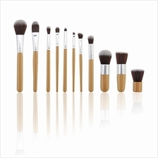 11 Pcs High Quality Professional Cosmetic Makeup Brush Set
