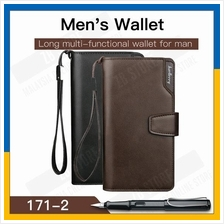 Baellerry Stylish Leather Wallet Credit Card Holder for Men 171-2
