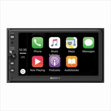 "Sony XAV-AX100 6.4"" Double DIN Apple CarPlay Android Auto Touchscreen"